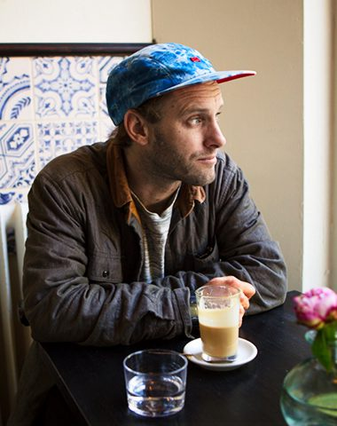 Bryan kahvilla Kalliossa